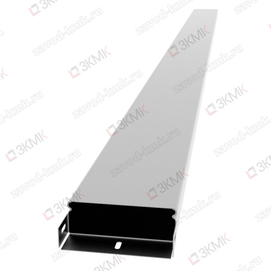 Короб прямой СП 150х50 толщина 1,0 мм длина 3м оцинкованный
